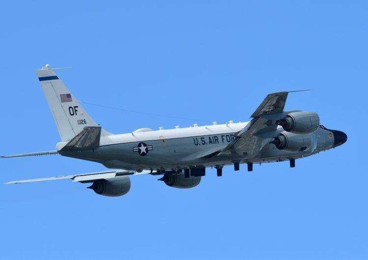 Venezuela califica como «provocación» la presencia de un avión militar estadounidense en su espacio aéreo