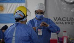 Santa Cruz inicia la vacunación a mayores de 18 y…
