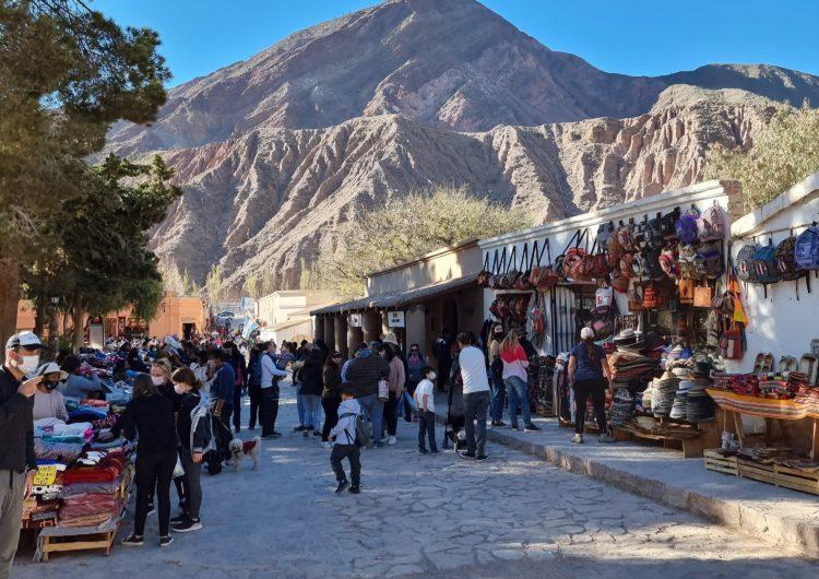 El acervo cultural quebradeño consolida el éxito de la actividad turística en Jujuy