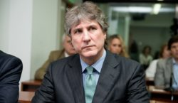 Concedieron la libertad condicional a Amado Boudou, condenado por el…
