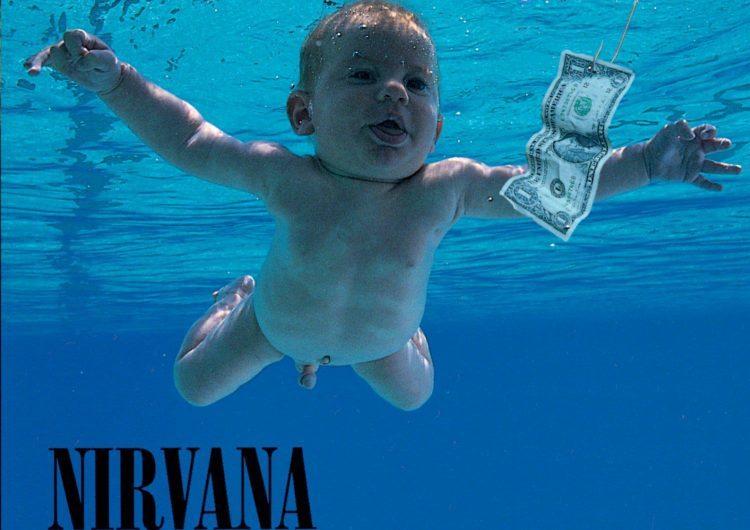 Bebé de icónica portada de álbum de Nirvana demanda a la banda por explotación sexual