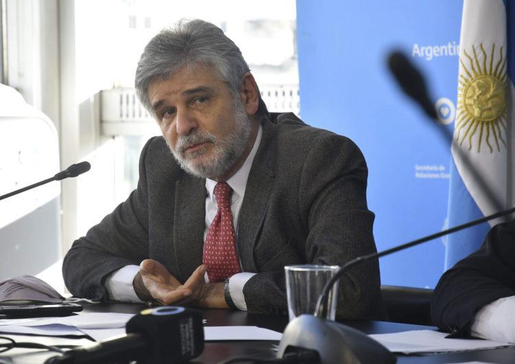 Filmus: «El diálogo es el único camino para resolver el conflicto con Chile»