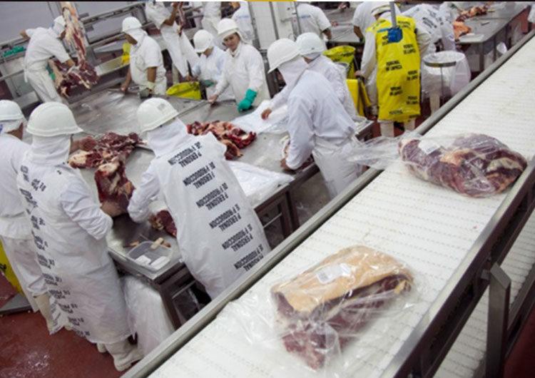 La Aduana impide la exportación de cortes de carne no permitidos