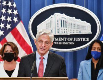 El Departamento de Justicia estadounidense demanda a Texas por su ley antiaborto