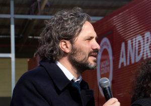 Santiago Cafiero: «El Gobierno nacional está comprometido a escuchar el mensaje de las urnas»
