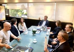 Referentes de Juntos por el Cambio de CABA compartieron un desayuno en Palermo