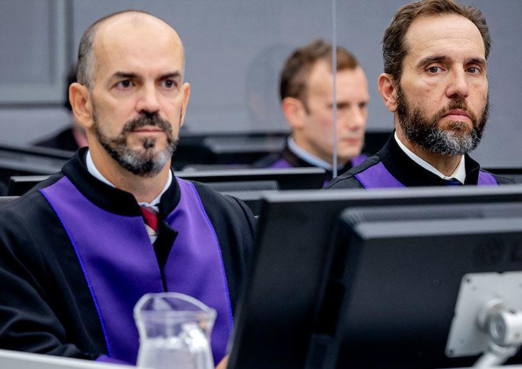 Comienza el primer juicio por crímenes de guerra del tribunal especial para Kosovo