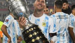 Lionel Messi quedó como el máximo goleador histórico en Eliminatorias…