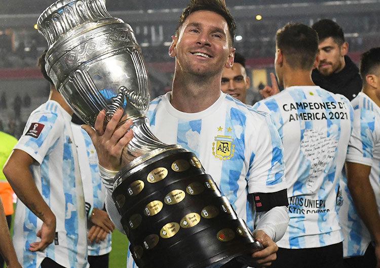 Lionel Messi quedó como el máximo goleador histórico en Eliminatorias Sudamericanas