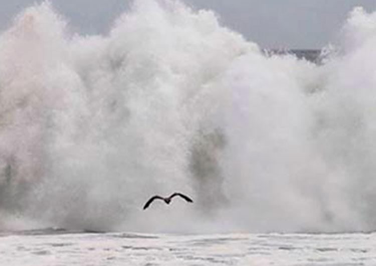 Nueve personas mueren ahogadas por fuertes oleajes en el sur de Francia