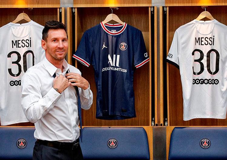 París Saint Germain, con Messi, inicia mañana el camino de su gran sueño: la Liga de Campeones