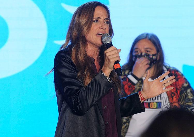 Tolosa Paz: «Escuchamos el mensaje de las urnas y vamos a trabajar para revertir la elección»